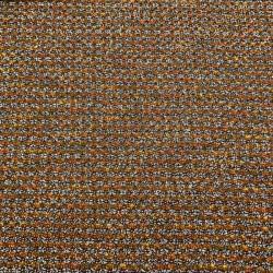 Jersey Doble Capa Tweed Marrón